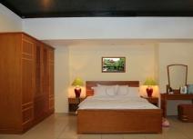Giường ngủ GIU-016